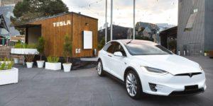 Tesla CAR CHARGER Quality Solar Sydney