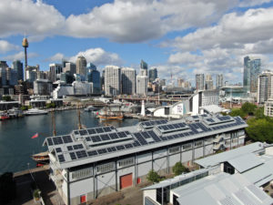 Solar Panels Darling Harbour Sydney