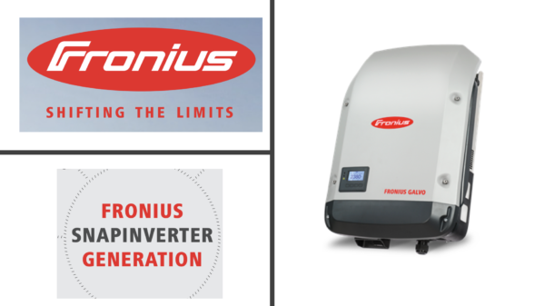 Fronius Inverter Quality Solar Sydney