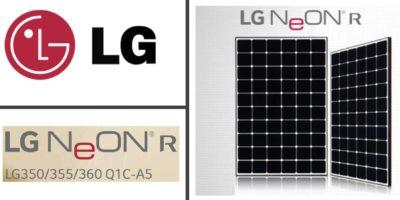 LG Solar Panel Sydney Quality