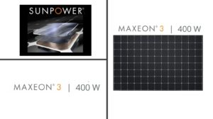 SUnpower Solar Panel SYdney Quality