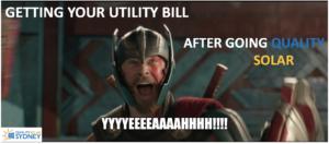 Quality Solar Meme Thor