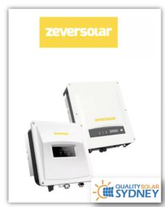 Zever solar QSS