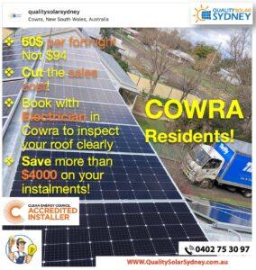 Cowra Solar